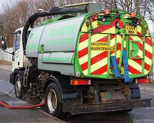Road Sweepers Leeds